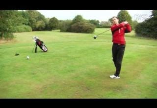Wrag Barn Golf Course Introduction - the 14th